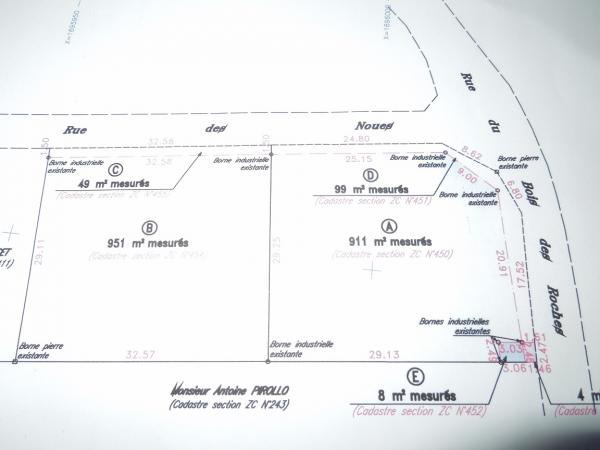Terrains du constructeur IMMOTERRA • 911 m² • CHEVRY EN SEREINE