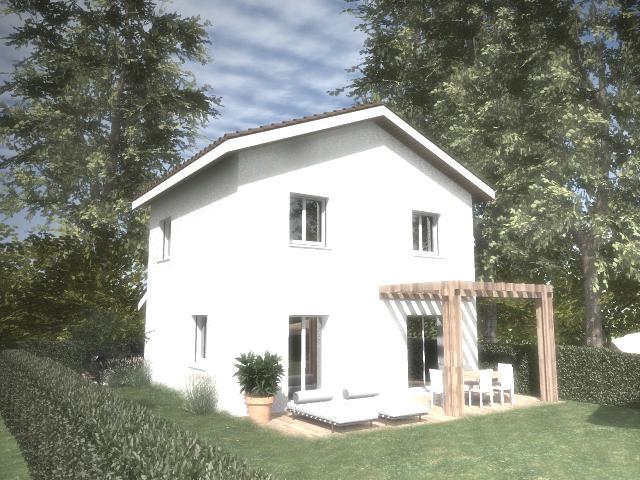 Maisons du constructeur CREAVILLA 69 • 90 m² • ECHALAS