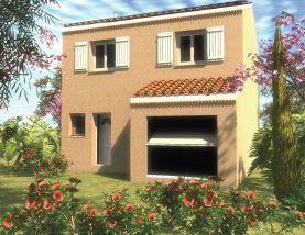 Maisons du constructeur MAISON IDEALE 83 • 82 m² • ROCBARON