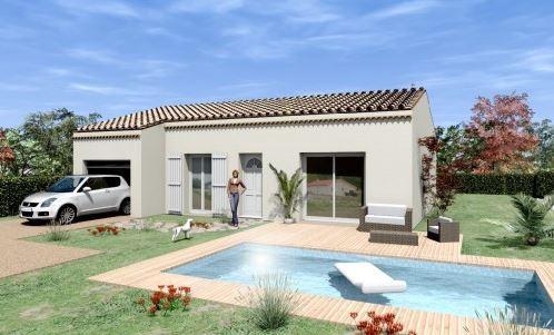 Maisons du constructeur MAISON IDEALE 83 • 70 m² • VIDAUBAN