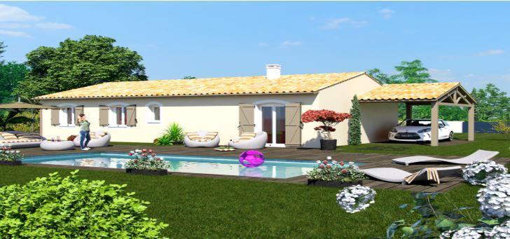 Maisons du constructeur MAISON IDEALE 83 • 88 m² • CUERS