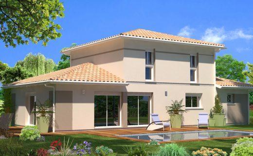 Maisons du constructeur MAISON IDEALE 83 • 92 m² • LE CASTELLET