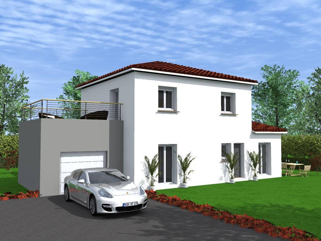 Maisons du constructeur MAISON IDEALE 83 • 105 m² • FLASSANS SUR ISSOLE