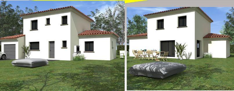 Maisons du constructeur MAISON IDEALE 83 • 110 m² • LE CASTELLET