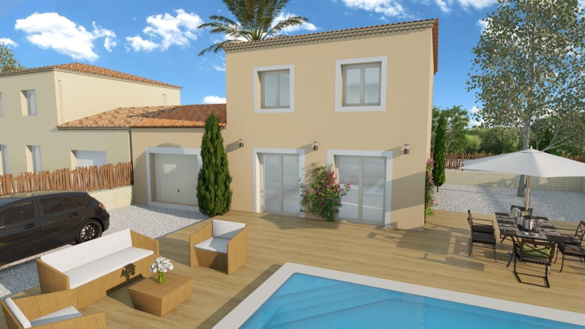 Maisons du constructeur MAISON IDEALE 83 • 80 m² • PIGNANS