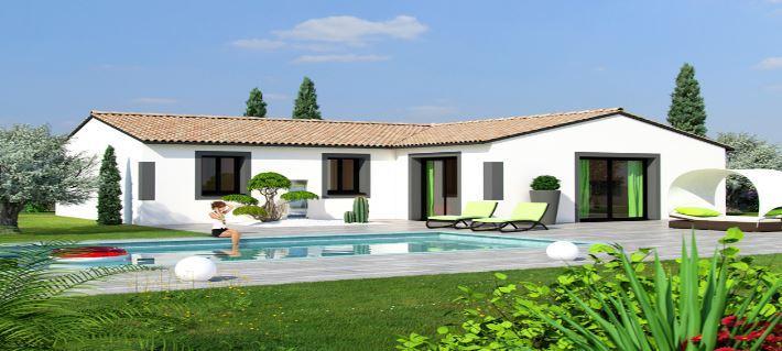 Maisons du constructeur MAISON IDEALE 83 • 85 m² • CARNOULES