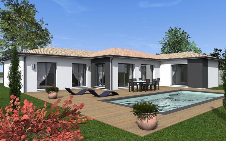 Maisons du constructeur MAISON IDEALE 83 • 90 m² • VIDAUBAN