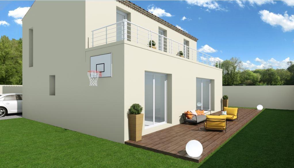 Maisons du constructeur TRADICONFORT 13 • 94 m² • OLLIOULES