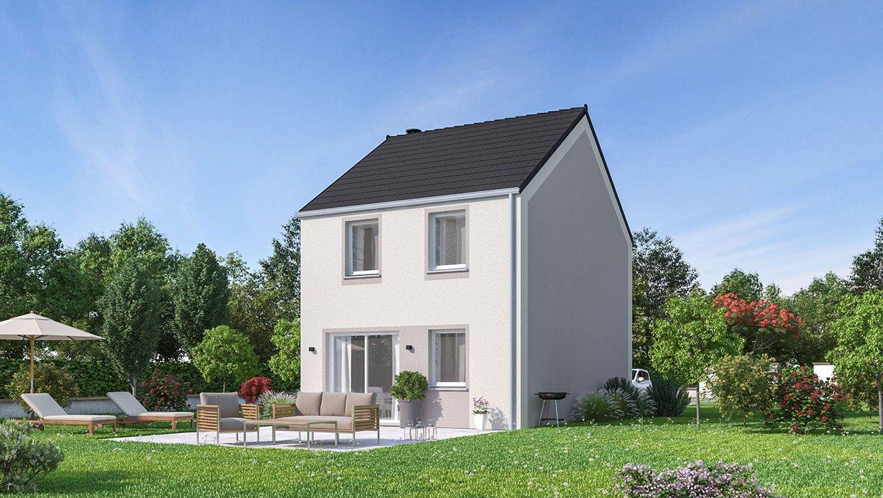 Maisons + Terrains du constructeur MAISONS PHENIX • 87 m² • LIMEIL BREVANNES