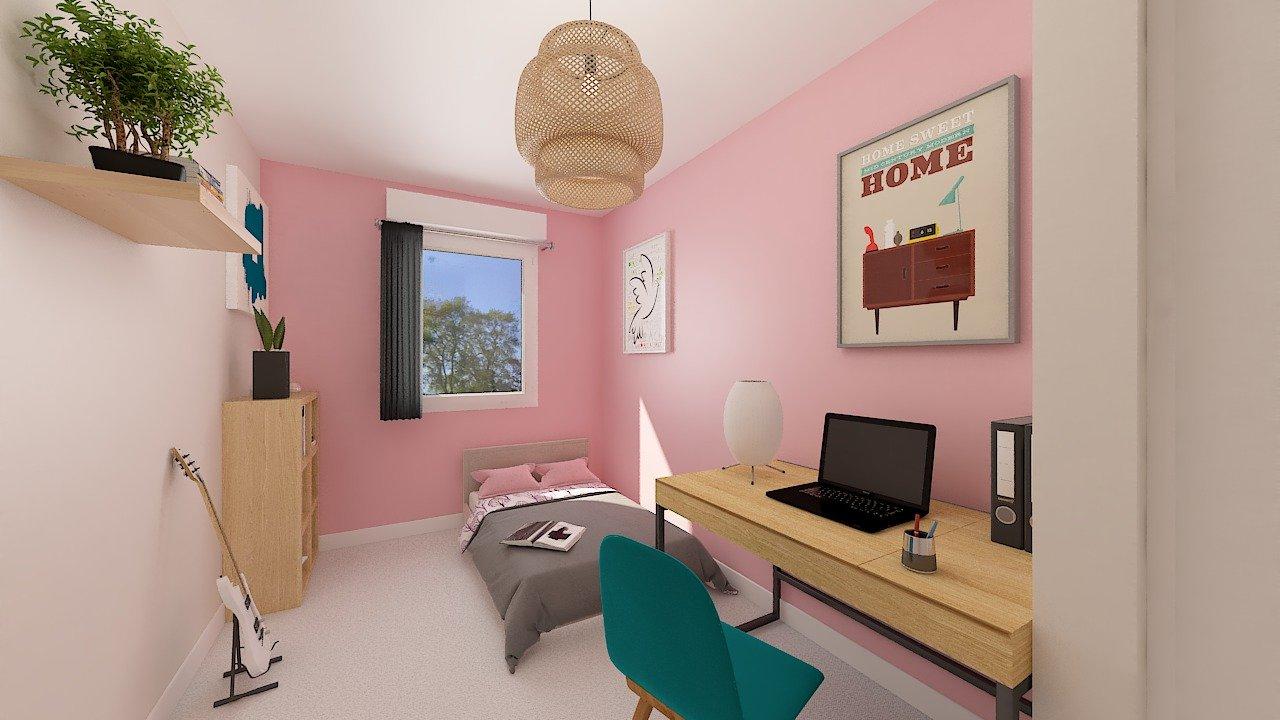 Maisons + Terrains du constructeur MAISONS PHENIX • 96 m² • ROISSY EN BRIE