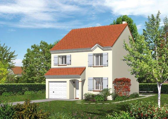 Maisons + Terrains du constructeur MAISON FAMILIALE • 84 m² • PERSAN