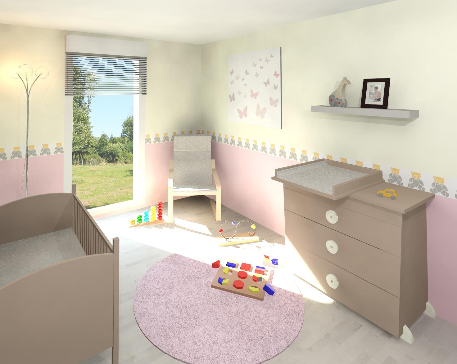 Maisons + Terrains du constructeur MAISON FAMILIALE • 116 m² • CHATEAUNEUF SUR LOIRE