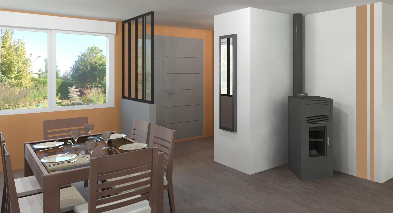 Maisons + Terrains du constructeur MAISON FAMILIALE • 116 m² • CHAINGY