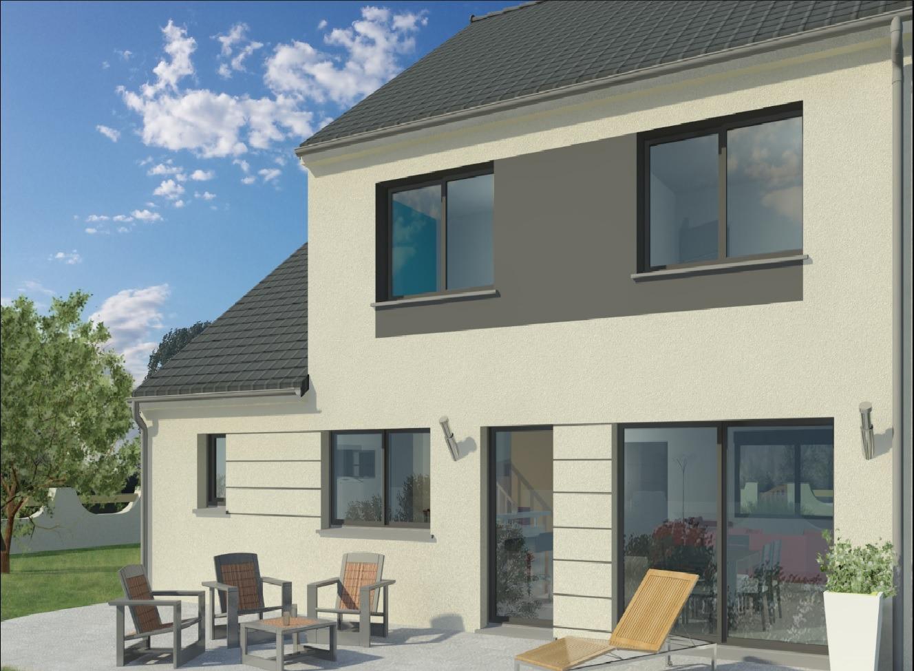 Maisons + Terrains du constructeur MAISONS PHENIX • 106 m² • LANEUVELOTTE