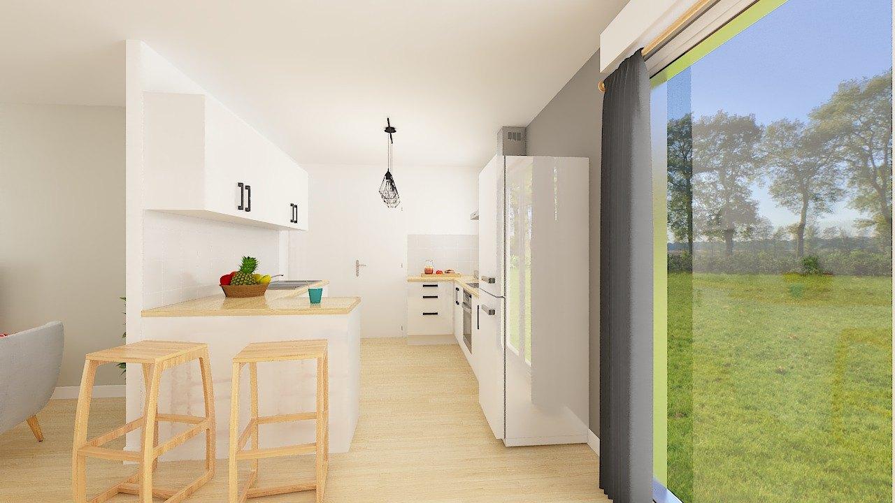 Maisons + Terrains du constructeur MAISONS PHENIX • 102 m² • DIEULOUARD