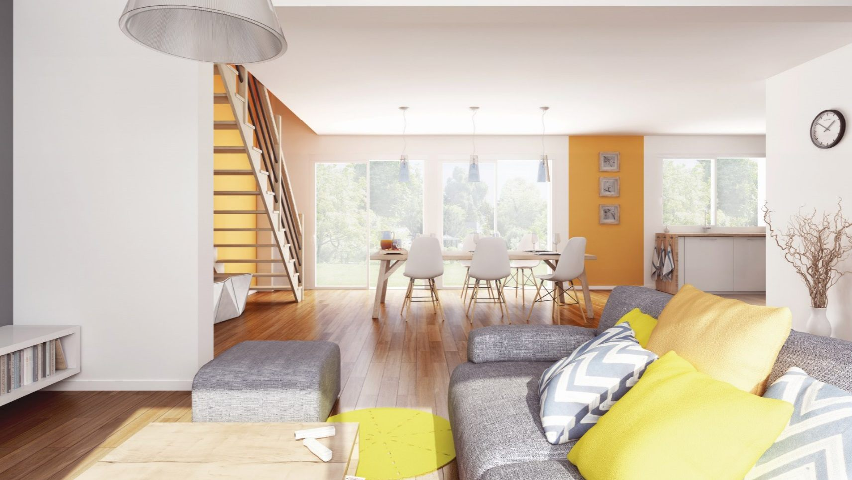 Maisons + Terrains du constructeur MAISONS PHENIX • 106 m² • XEUILLEY