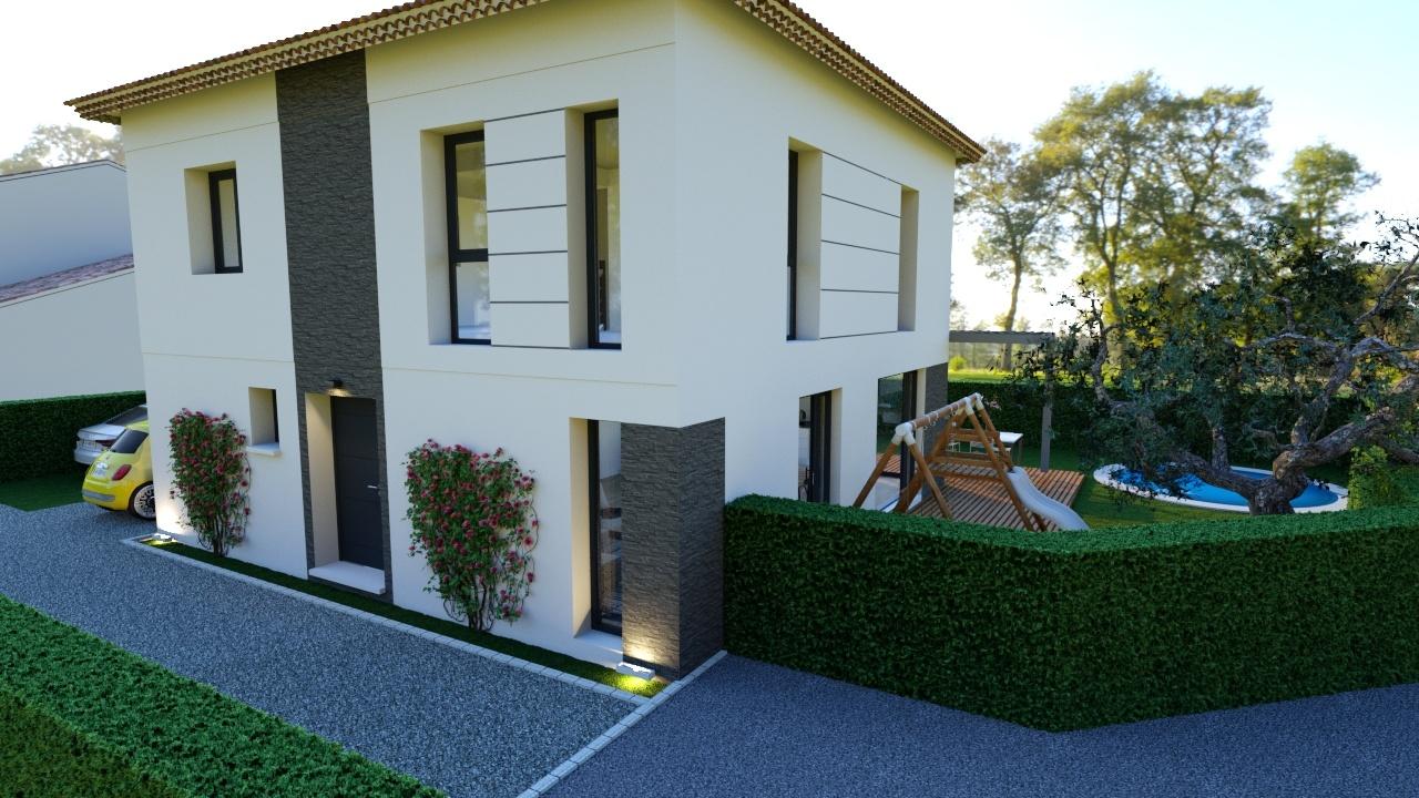 Maisons + Terrains du constructeur Maisons Phénix Nancy • 90 m² • PONT A MOUSSON