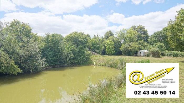 Terrains du constructeur ARROW BASE IMMOBILIER • 2500 m² • LA FLECHE