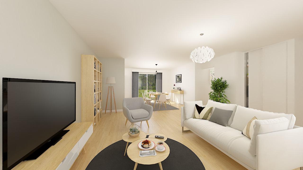 Maisons + Terrains du constructeur MAISONS PHENIX GAVRELLE • 88 m² • NOYELLES SOUS BELLONNE