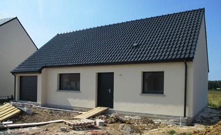 Maisons + Terrains du constructeur Maison Familiale-59121-PROUVY • 100 m² • ONNAING