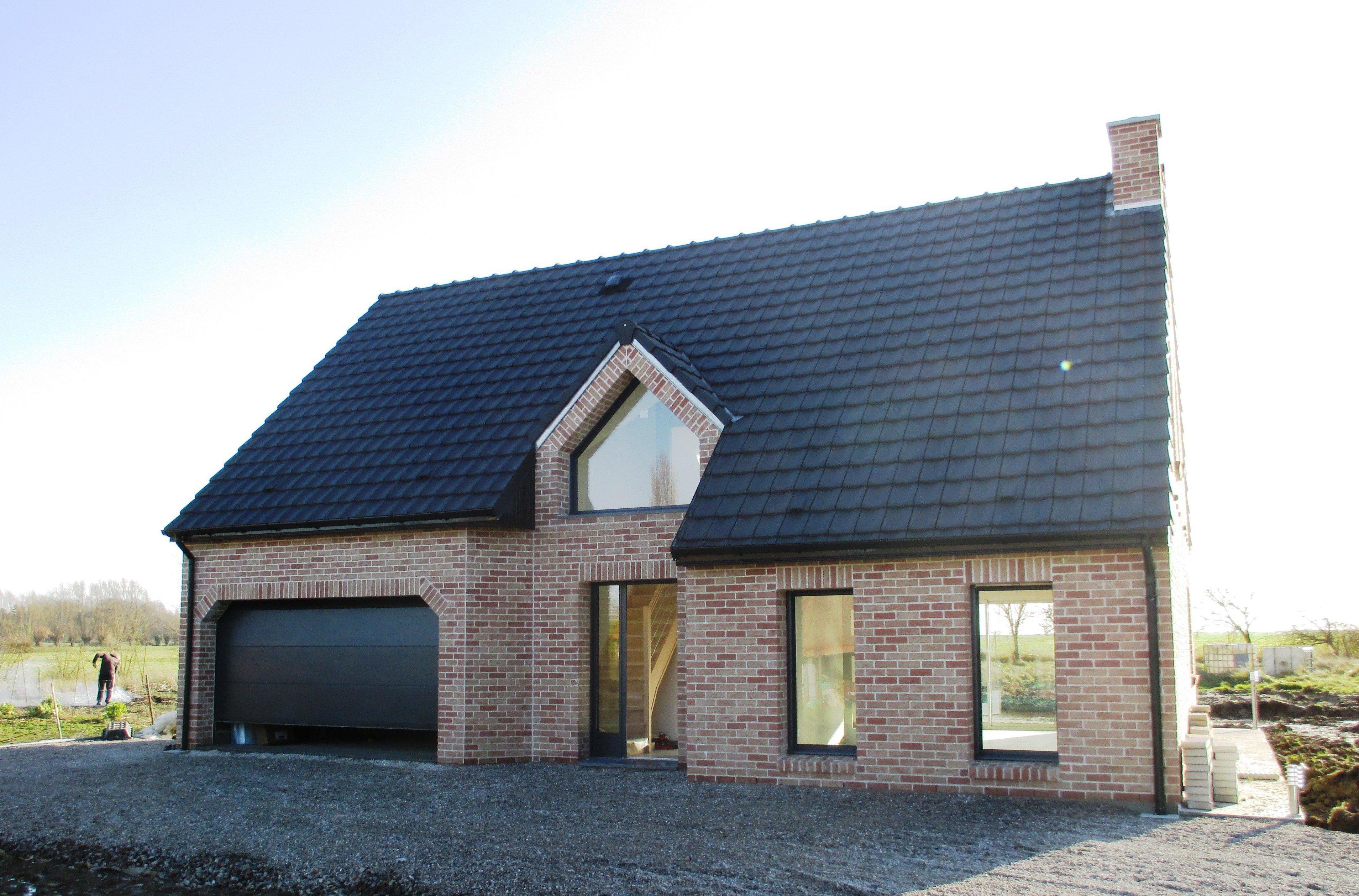 Maisons + Terrains du constructeur Maison Familiale-59121-PROUVY • 125 m² • VALENCIENNES