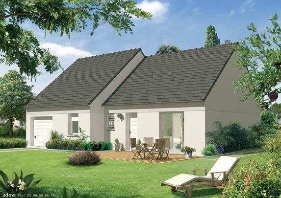 Maisons + Terrains du constructeur Maison Familiale Mazingarbe • 89 m² • OIGNIES