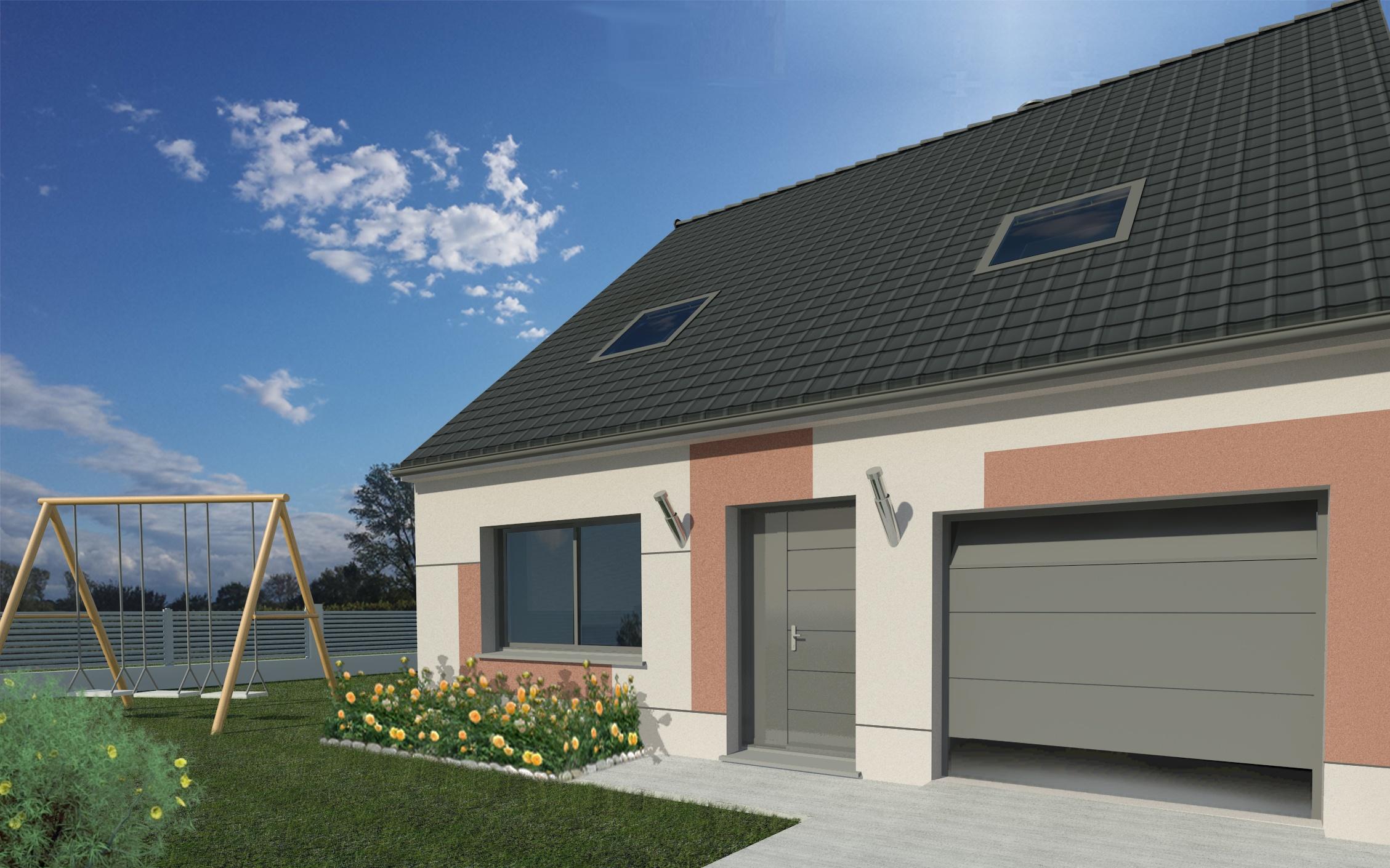 Maisons + Terrains du constructeur Maison Familiale Mazingarbe • 98 m² • MAZINGARBE