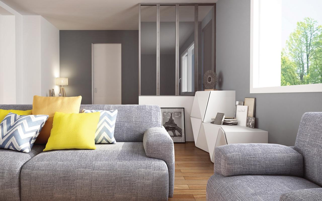 Maisons + Terrains du constructeur Maison Familiale Amiens • 90 m² • SOREL EN VIMEU