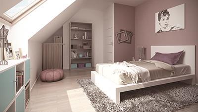 Maisons + Terrains du constructeur Maison Familiale Amiens • 110 m² • FLERS SUR NOYE