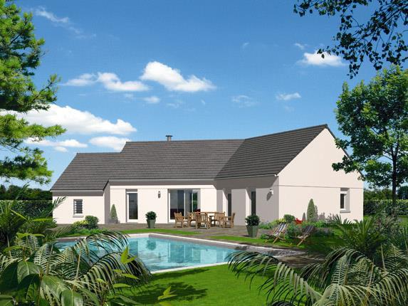 Maisons + Terrains du constructeur Maison Familiale Amiens • 90 m² • FRESNES TILLOLOY