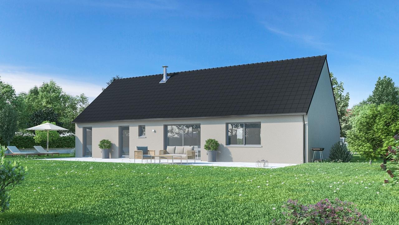 Maisons + Terrains du constructeur Maisons Phénix Dunkerque • 122 m² • LOON PLAGE
