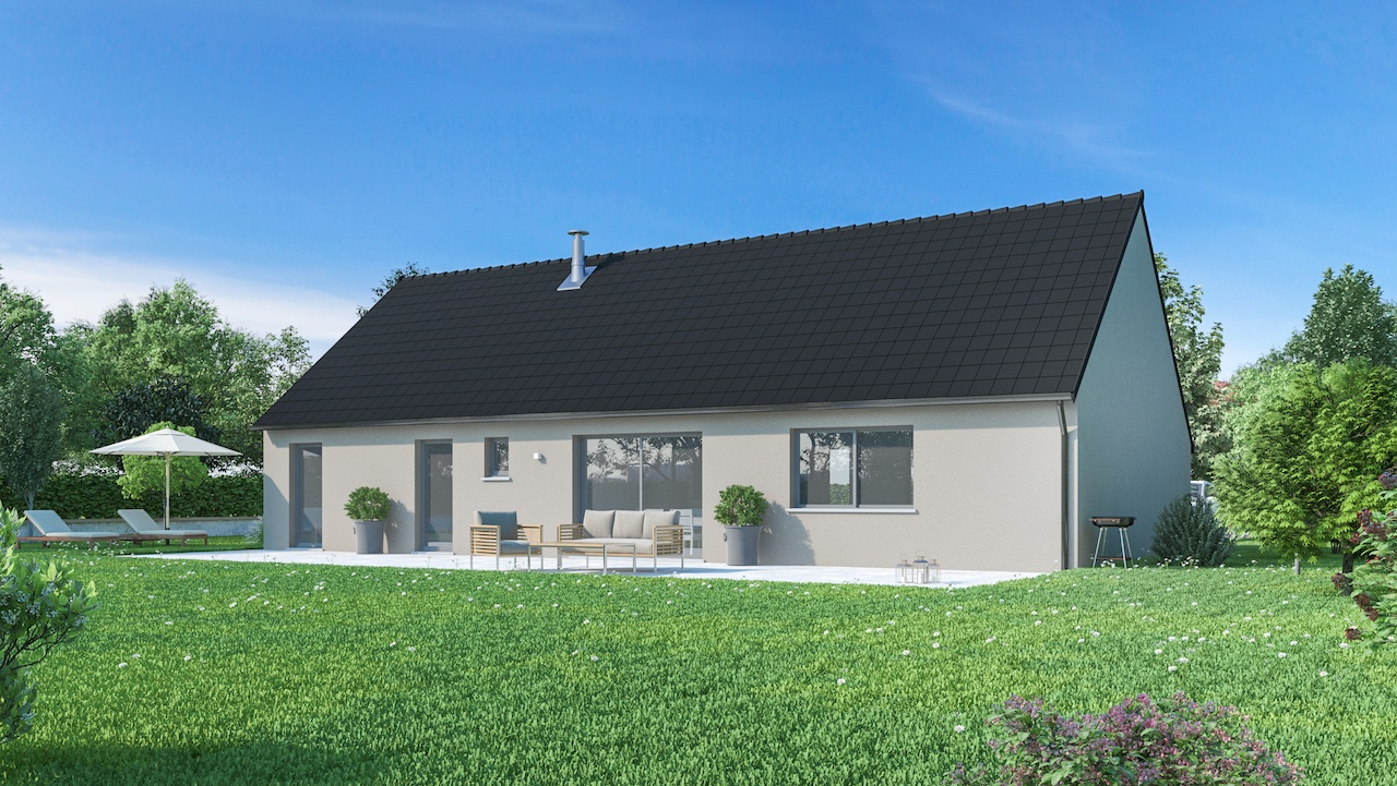 Maisons + Terrains du constructeur Maisons Phénix Dunkerque • 122 m² • HAZEBROUCK