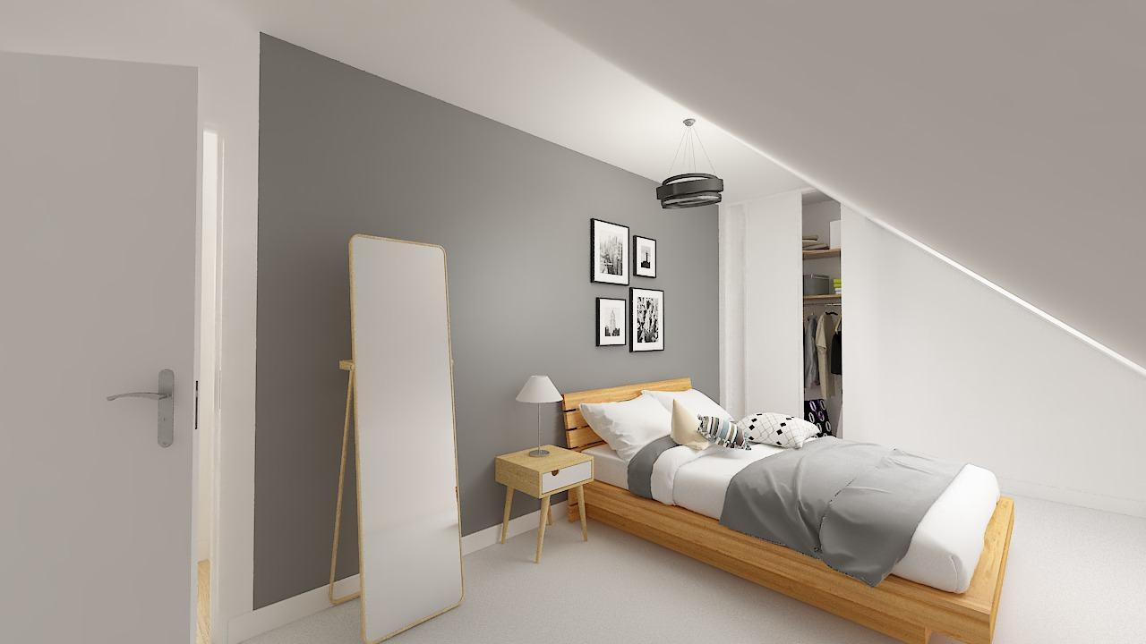 Maisons + Terrains du constructeur MAISON FAMILIALE CAEN • 107 m² • FERIN