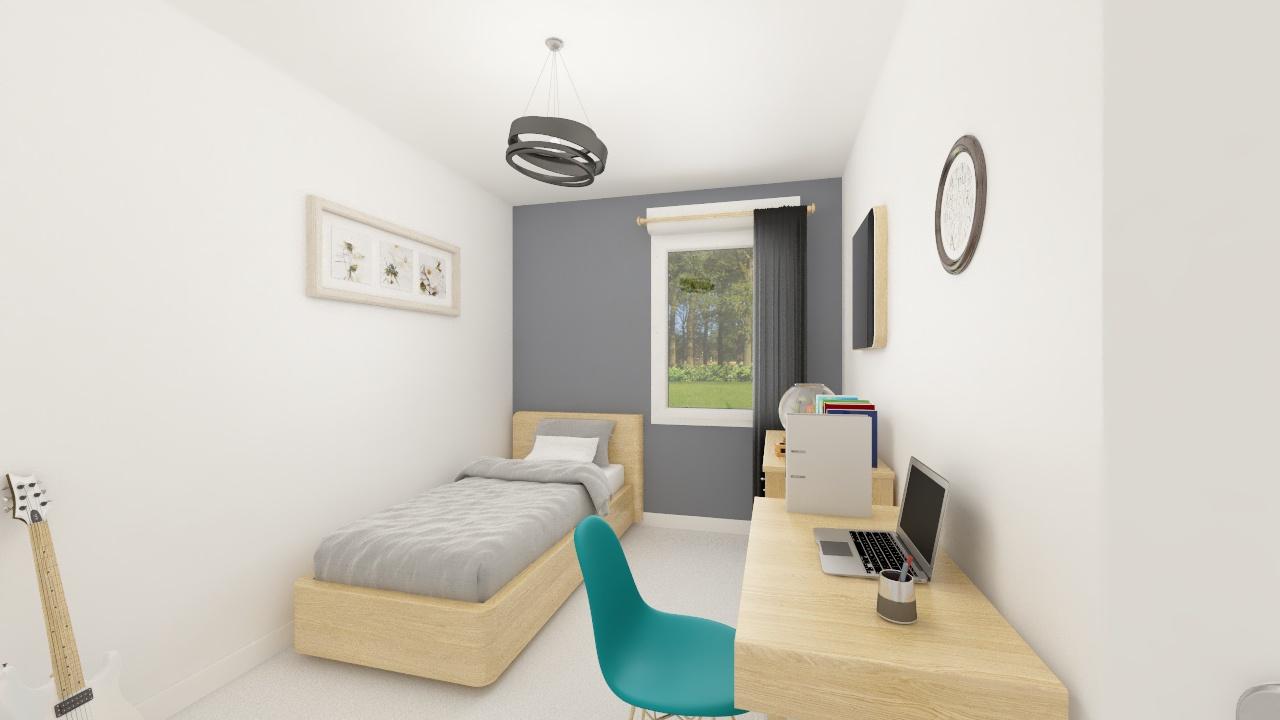 Maisons + Terrains du constructeur MAISON FAMILIALE CAEN • 122 m² • BERTRY
