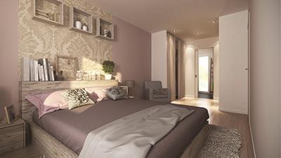 Maisons + Terrains du constructeur MAISON FAMILIALE SAINT QUENTIN • 156 m² • SAINT NICOLAS AUX BOIS