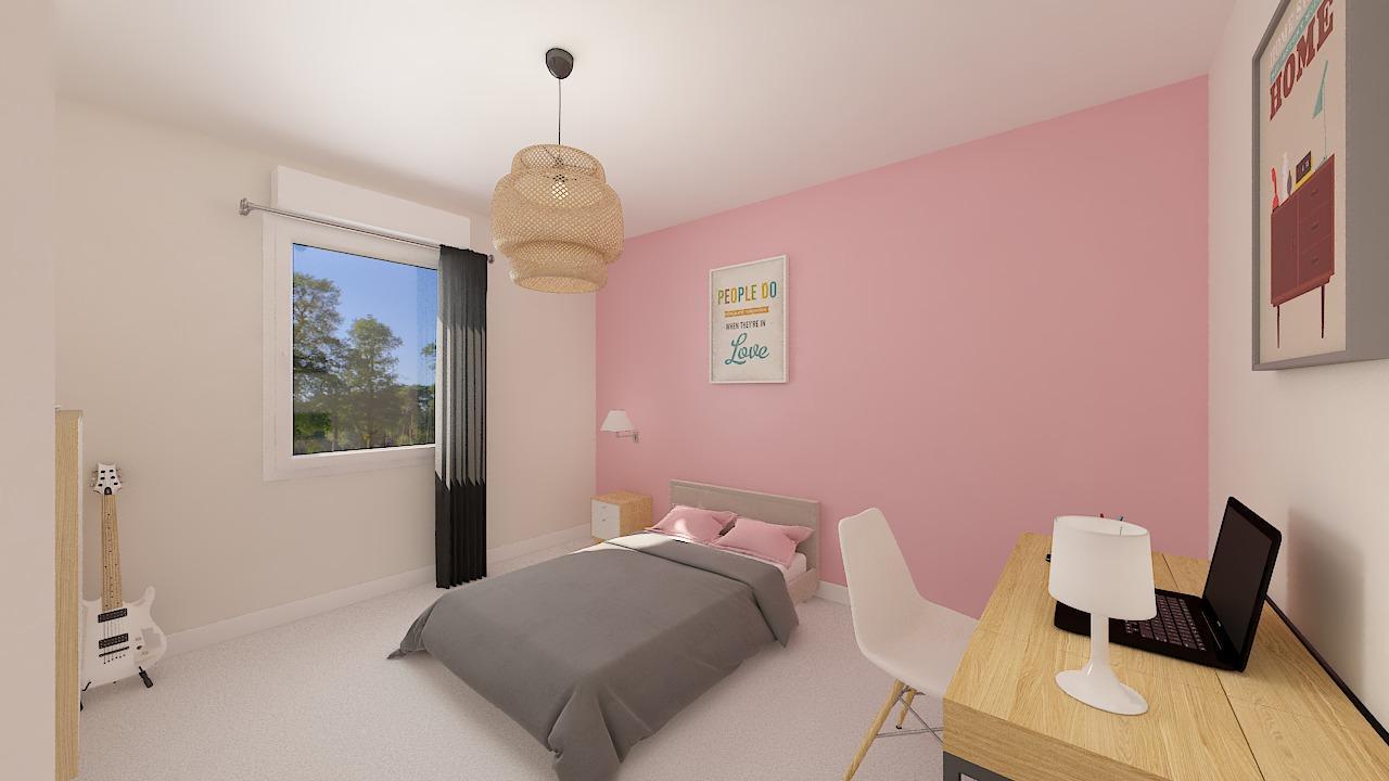 Maisons + Terrains du constructeur MAISONS PHENIX LEZENNES • 74 m² • ORCHIES