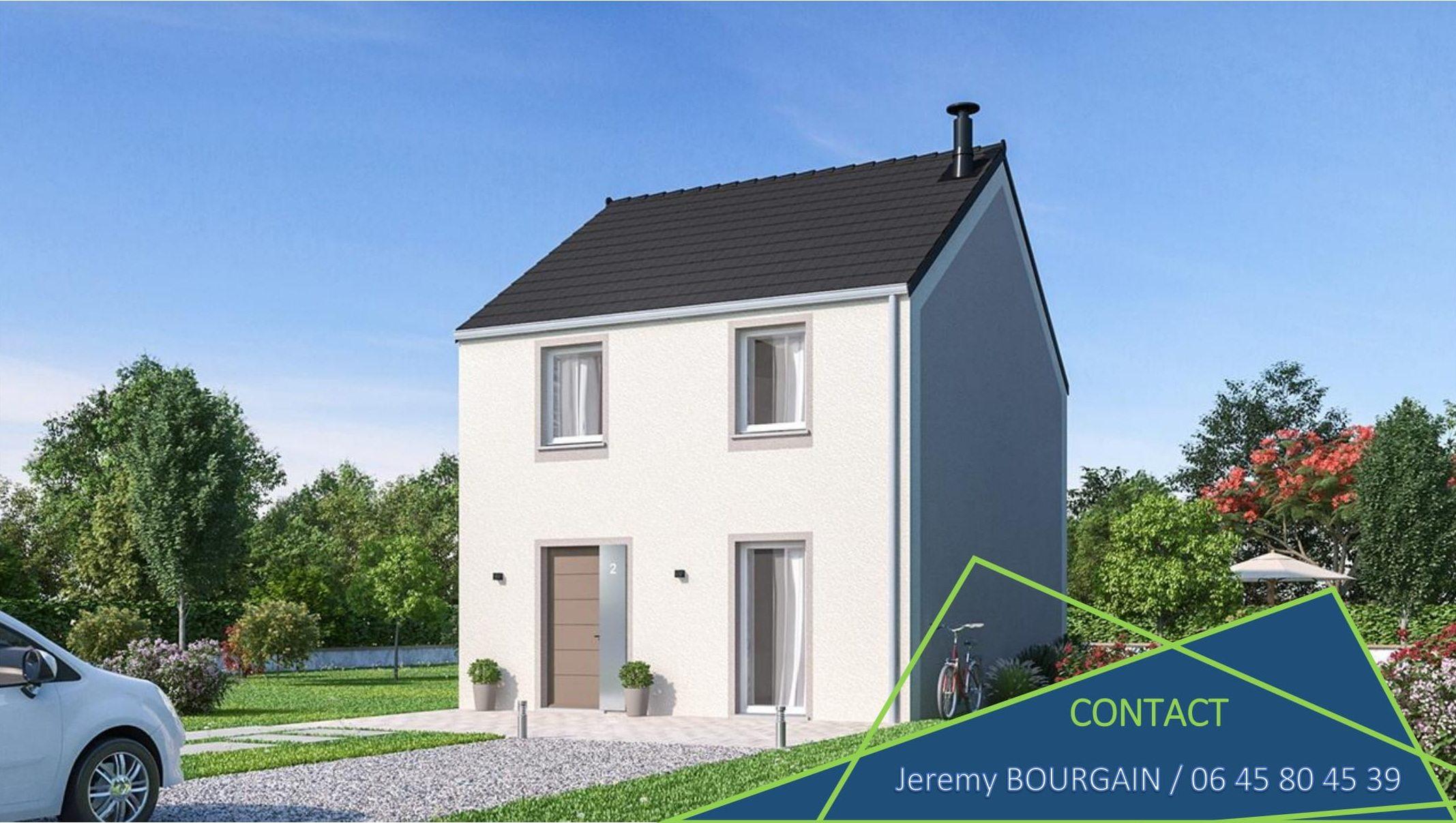 Maisons + Terrains du constructeur MAISONS PHENIX LEZENNES • 96 m² • PHALEMPIN
