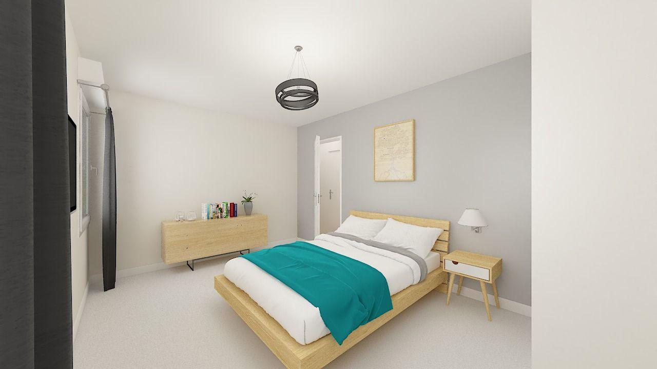 Maisons + Terrains du constructeur MAISONS PHENIX LEZENNES • 74 m² • SECLIN