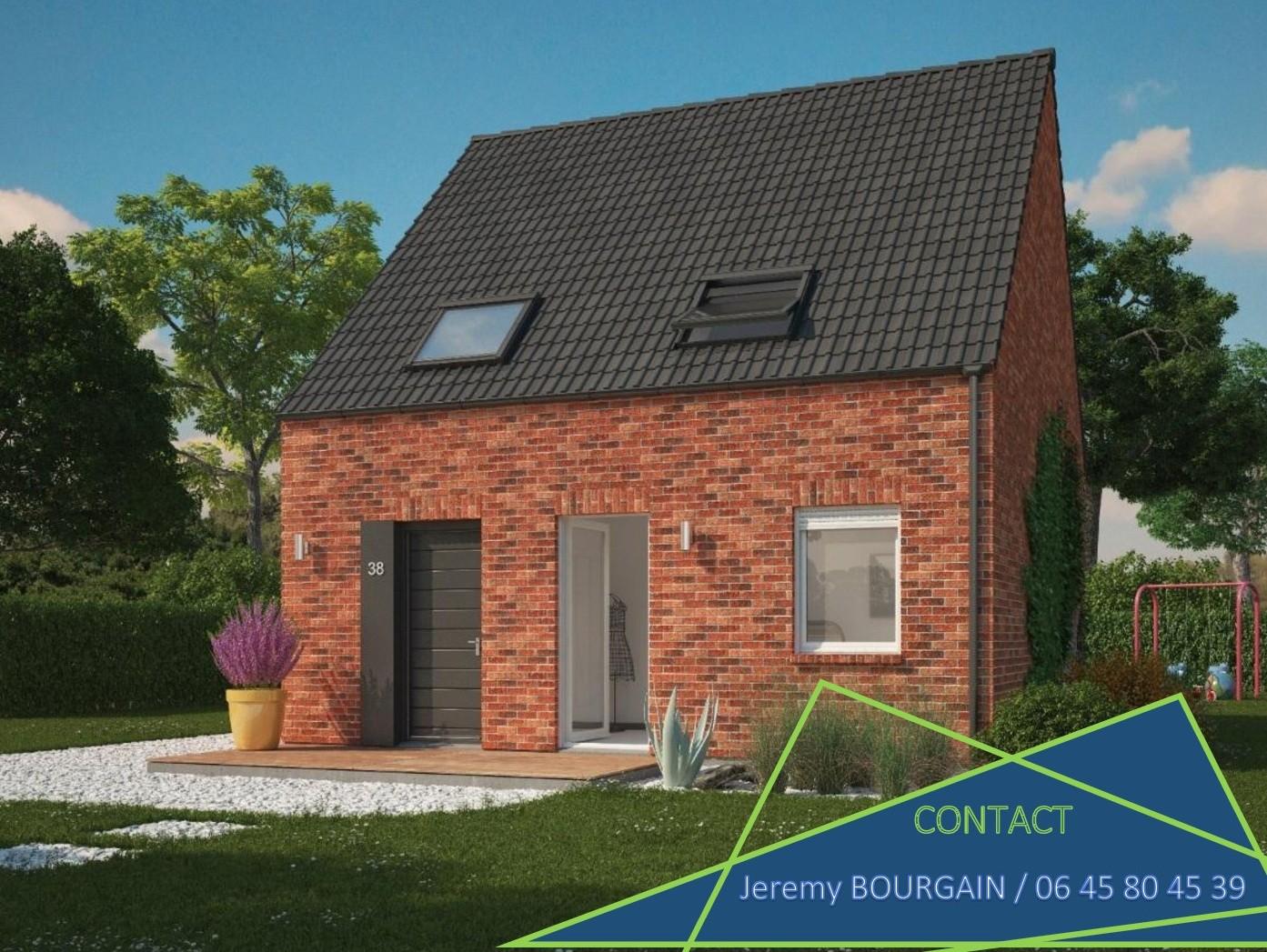 Maisons + Terrains du constructeur MAISONS PHENIX LEZENNES • 82 m² • MORBECQUE