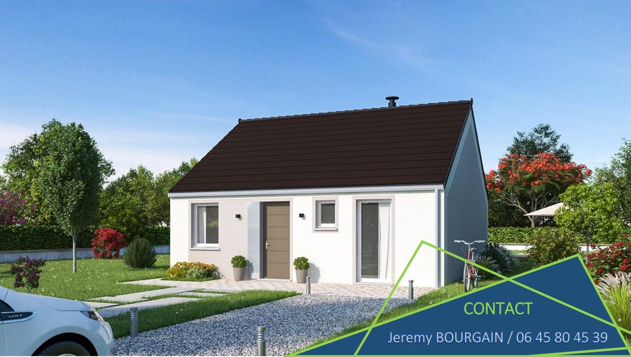 Maisons + Terrains du constructeur MAISONS PHENIX LEZENNES • 65 m² • ESTAIRES