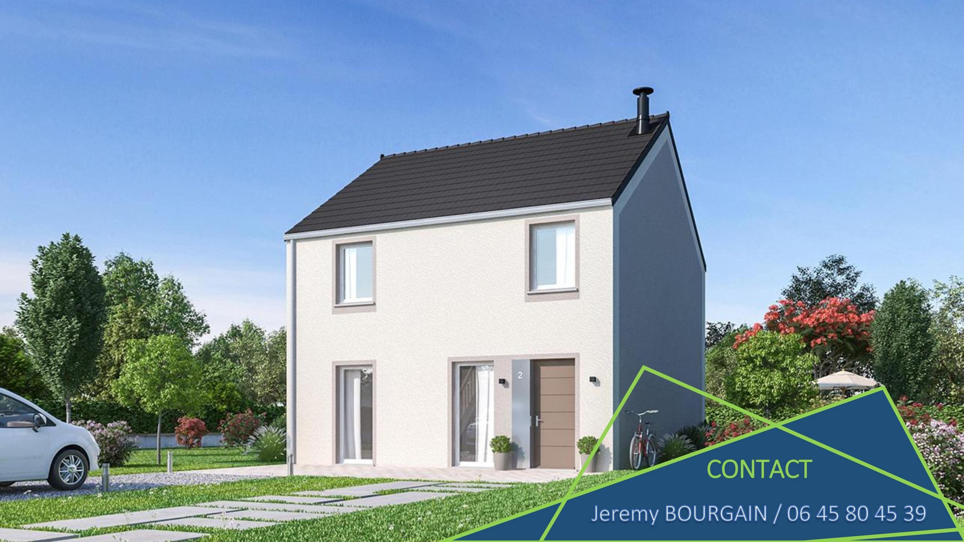 Maisons + Terrains du constructeur MAISONS PHENIX LEZENNES • 116 m² • ESTAIRES