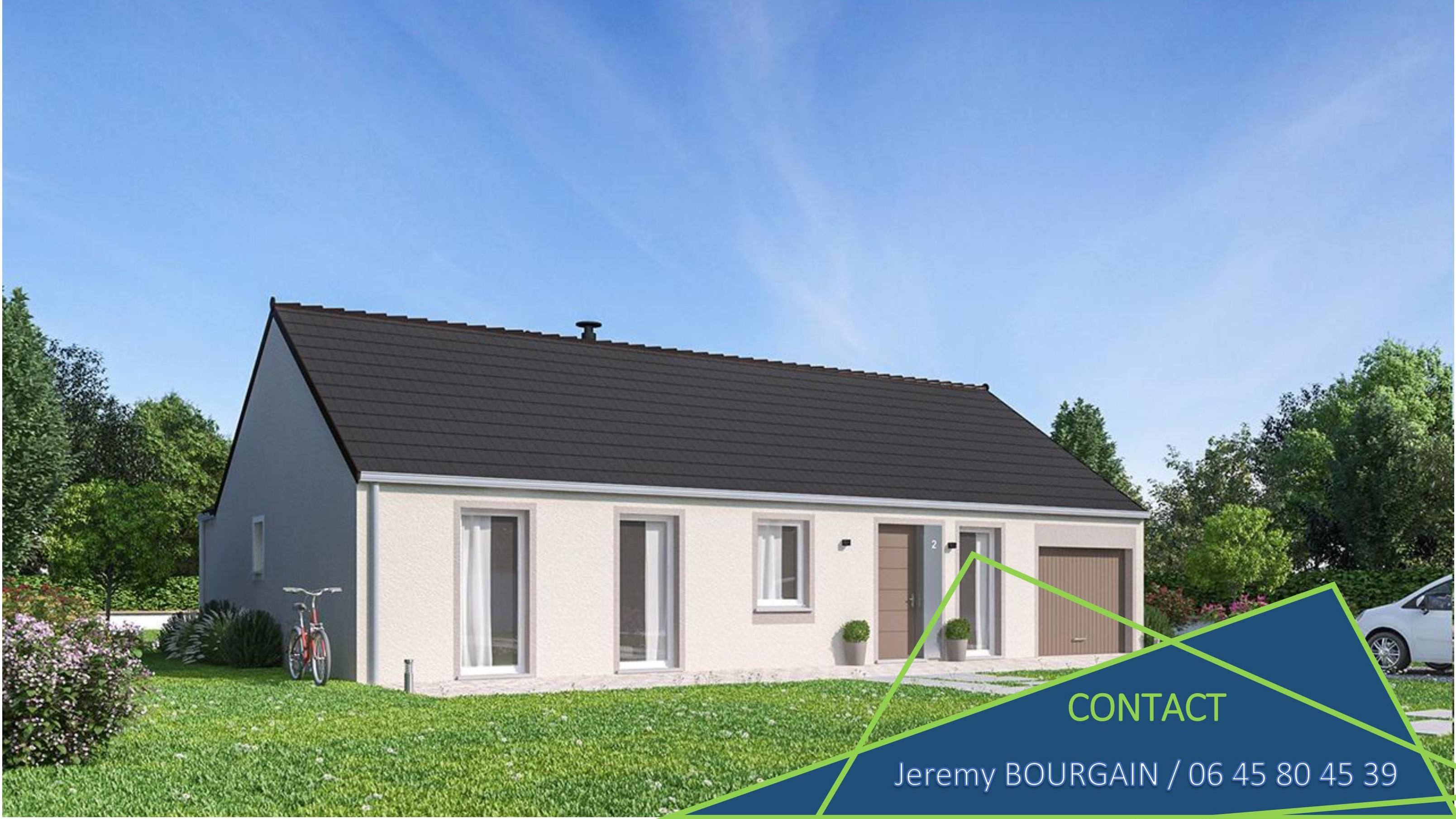 Maisons + Terrains du constructeur MAISONS PHENIX LEZENNES • 112 m² • SECLIN