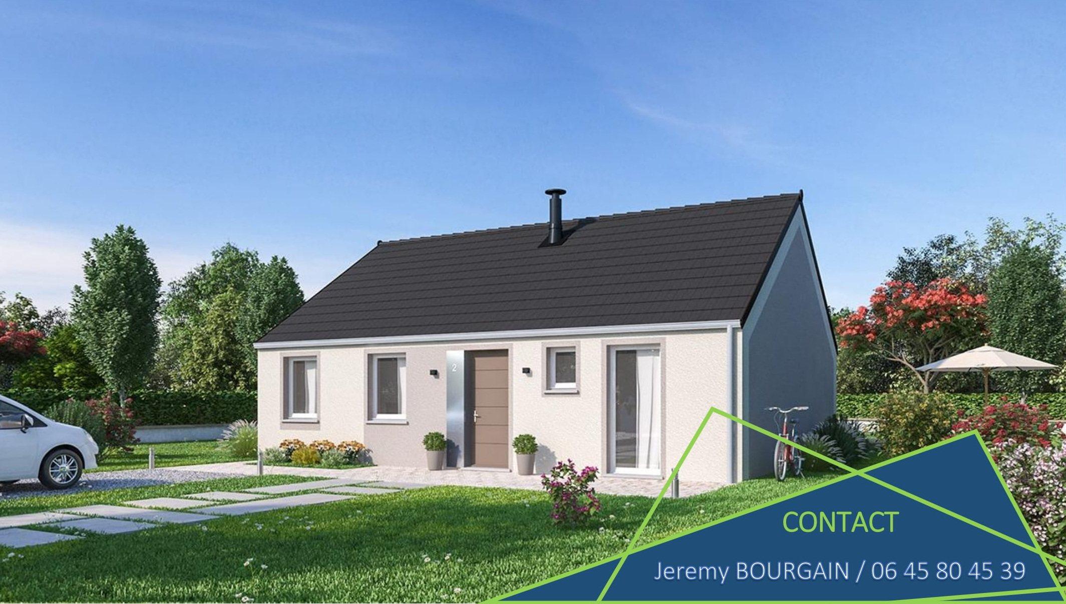 Maisons + Terrains du constructeur MAISONS PHENIX LEZENNES • 84 m² • BEUVRY LA FORET