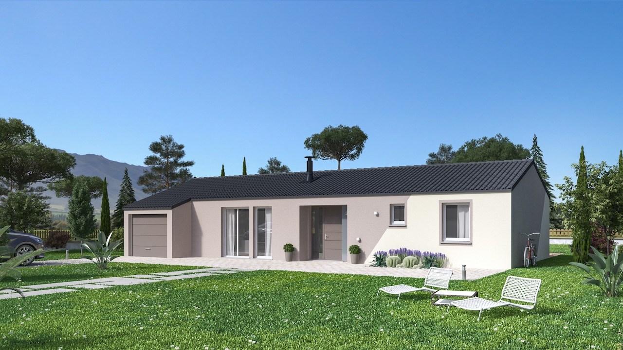 Maisons + Terrains du constructeur Maisons Phénix Roquebrune • 102 m² • CARCES