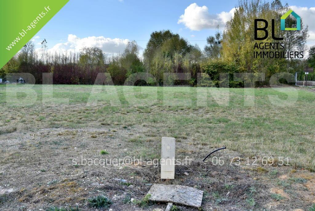 Terrains du constructeur BL AGENTS • 1126 m² • MOUY SUR SEINE