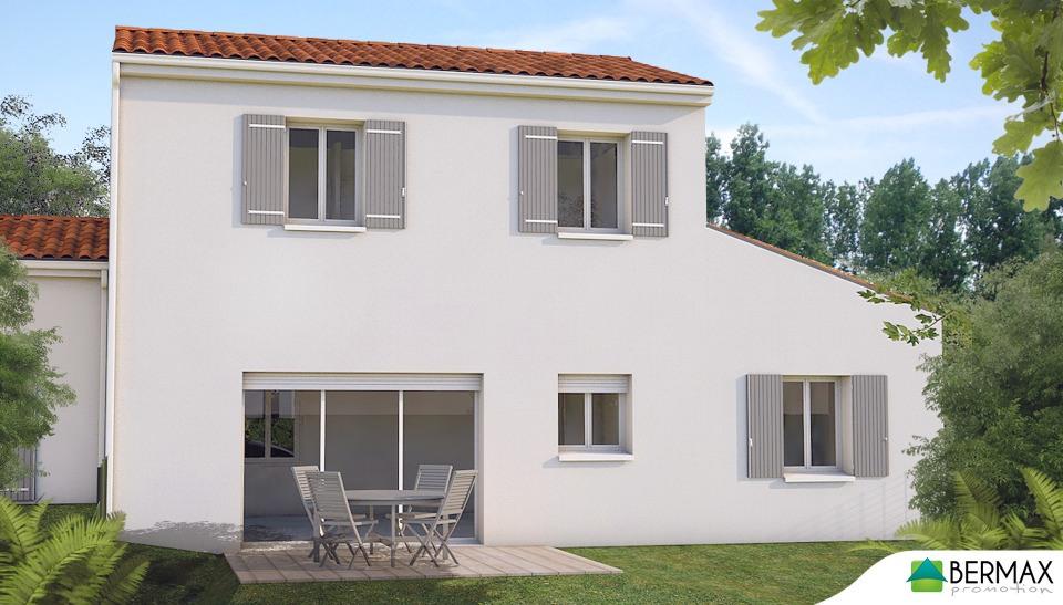 Maisons + Terrains du constructeur BERMAX CONSTRUCTION • 100 m² • ROYAN