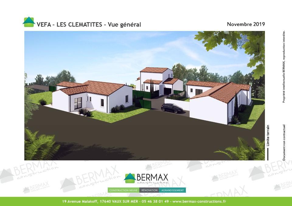 Maisons + Terrains du constructeur BERMAX CONSTRUCTION • 93 m² • SAINT PALAIS SUR MER