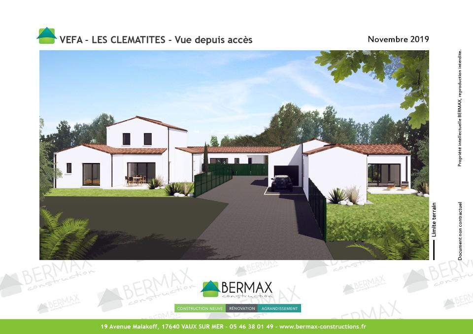 Maisons + Terrains du constructeur BERMAX CONSTRUCTION • 99 m² • SAINT PALAIS SUR MER