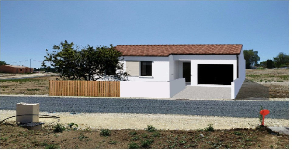 Maisons + Terrains du constructeur BERMAX CONSTRUCTION • 92 m² • VAUX SUR MER