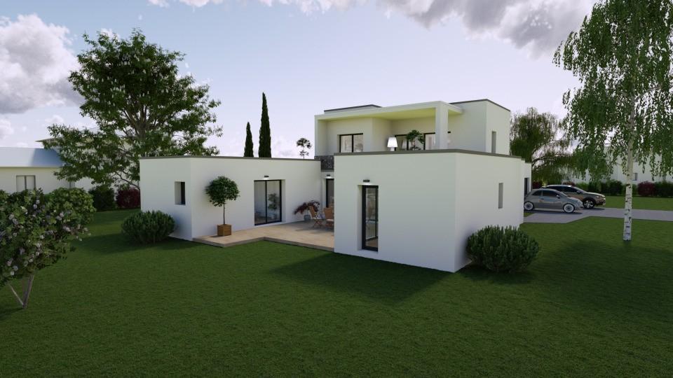 Maisons + Terrains du constructeur BERMAX CONSTRUCTION • 190 m² • SAUJON